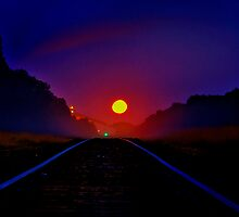 """""""Railway to the Moon"""" by Phil Thomson IPA"""
