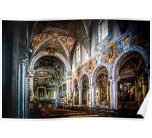 Saint George's Basilica (fuori le mura) Poster