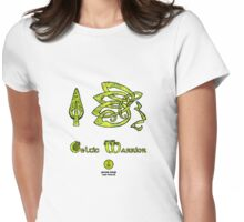 Celtic Warrior  Womens Fitted T-Shirt