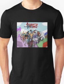 Azeroth time - The Alliance T-Shirt