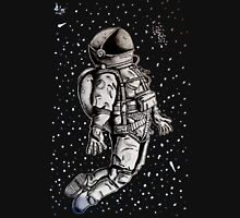 Floating Spaceman Unisex T-Shirt