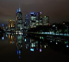 Melbourne by burnett89