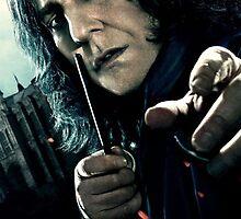 Snape Case by Saky08