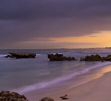Trigg Beach by John Pitman