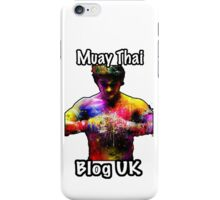 Colourful Tony Jaa - MTBUK iPhone Case/Skin