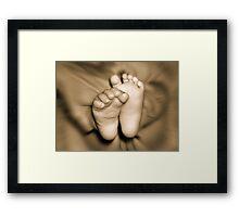 Twinkle Toes Framed Print