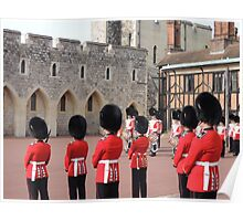 Beefeaters Poster