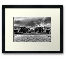 One Day in Stanford / Study 2 Framed Print