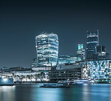 The City of London by Vincent Sluiter
