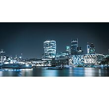The City of London Photographic Print