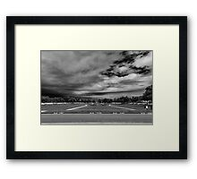 One Day in Stanford / Study 3 Framed Print