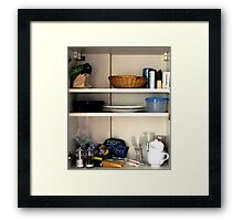Cupboard Framed Print