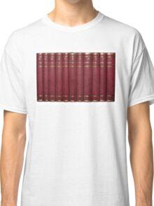 book mask Classic T-Shirt