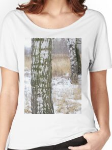 Winter Forest 3 Women's Relaxed Fit T-Shirt