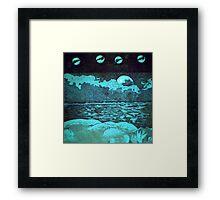 """""""Night Dreams"""" -*FINALIST EMERGING ARTIST 2010 AWARD* Framed Print"""