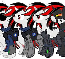 Blackjack Physical Progression by generic-pony