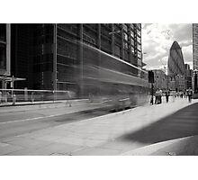 Bus Photographic Print