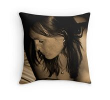self portrait 2 Throw Pillow