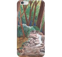 Cardboard Forest iPhone Case/Skin