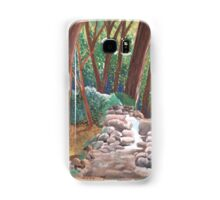 Cardboard Forest Samsung Galaxy Case/Skin