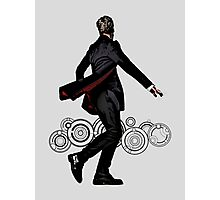 Doctor Who: The Twelfth Doctor Silhouette Photographic Print