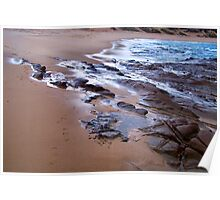 Rocky Foreshore Poster