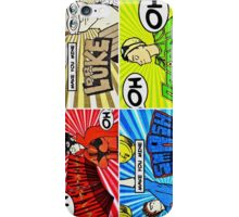 DON'T STOP//5 SECONDS OF SUMMER iPhone Case/Skin
