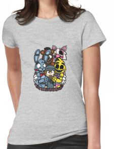 FNAF - Grand Re Opening Version 1 Womens Fitted T-Shirt
