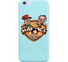 Maniacs  iPhone Case/Skin
