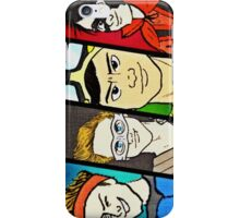 Don't Stop Comic iPhone Case/Skin