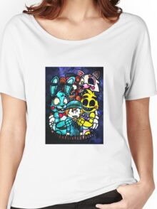 FNAF - Grand Re Opening Version 2 Women's Relaxed Fit T-Shirt