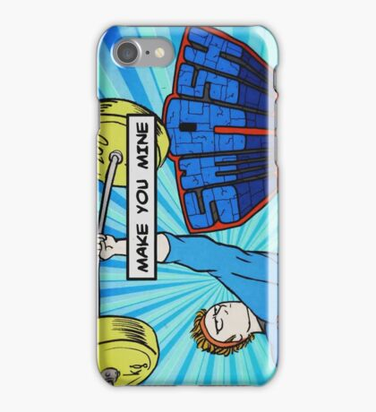 DON'T STOP SMASH//5 SECONDS OF SUMMER iPhone Case/Skin