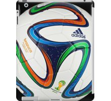 2014 FIFA World Cup Brazil match ball big enough for duvet iPad Case/Skin