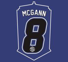 Gallifrey United #8 McGann by zerobriant