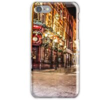 China Town London iPhone Case/Skin