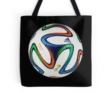 2014 FIFA World Cup Brazil match ball big enough for duvet Tote Bag