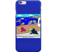 Meanwhile At Cape Cod  iPhone Case/Skin
