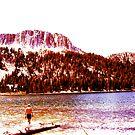 Fire Lake by krandy