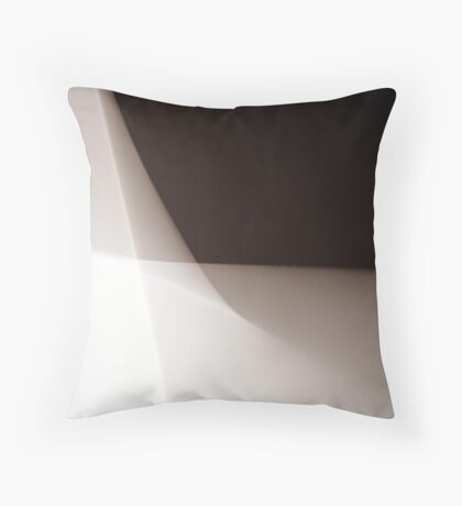 The First Day. Throw Pillow