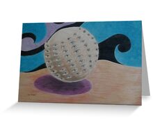 Eye Ball Greeting Card