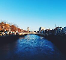 Dublin City by karlmagee