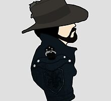 Athos [ Prints / iPhone / iPod / Mugs / Shirts ] by swelldame