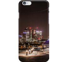 Greenwich and Canary Wharf iPhone Case/Skin