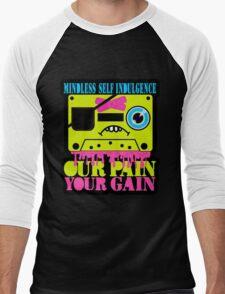 MSI - Our Pain Your Gain Men's Baseball ¾ T-Shirt