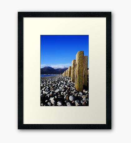 Murlough Beach View Framed Print
