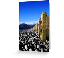 Murlough Beach View Greeting Card