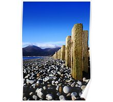 Murlough Beach View Poster