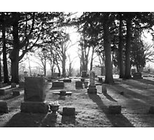 Sunset of the Dead Photographic Print