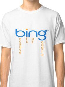 bing-google Classic T-Shirt