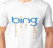 bing-google Unisex T-Shirt